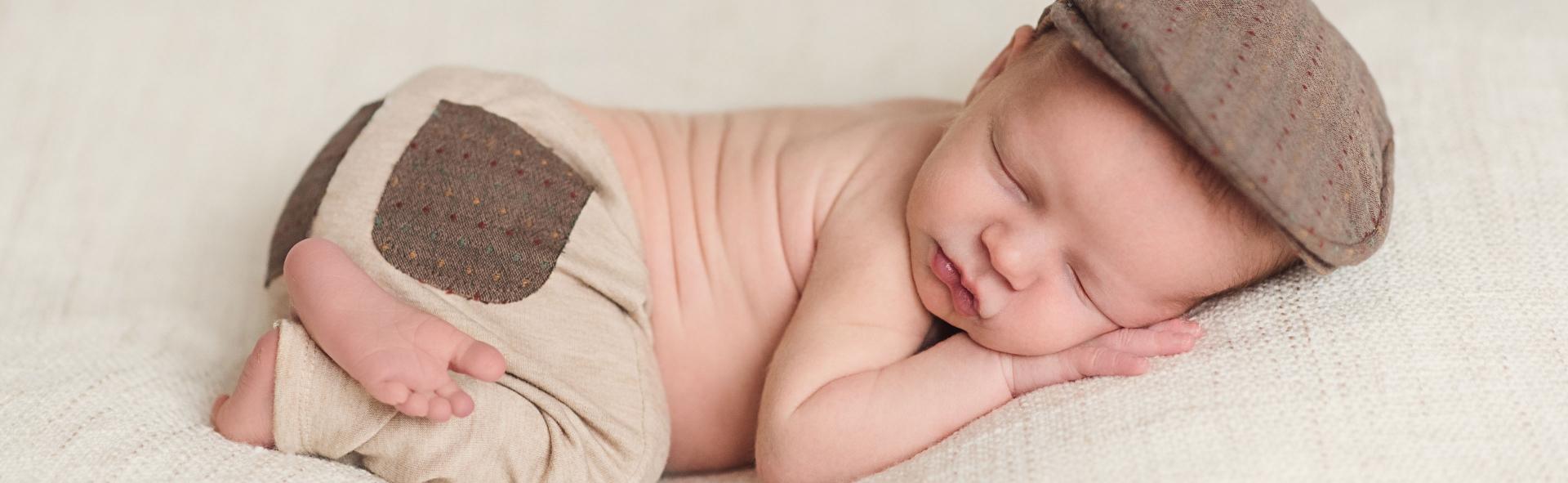 Baby Gray | Erie PA Newborn Photographer