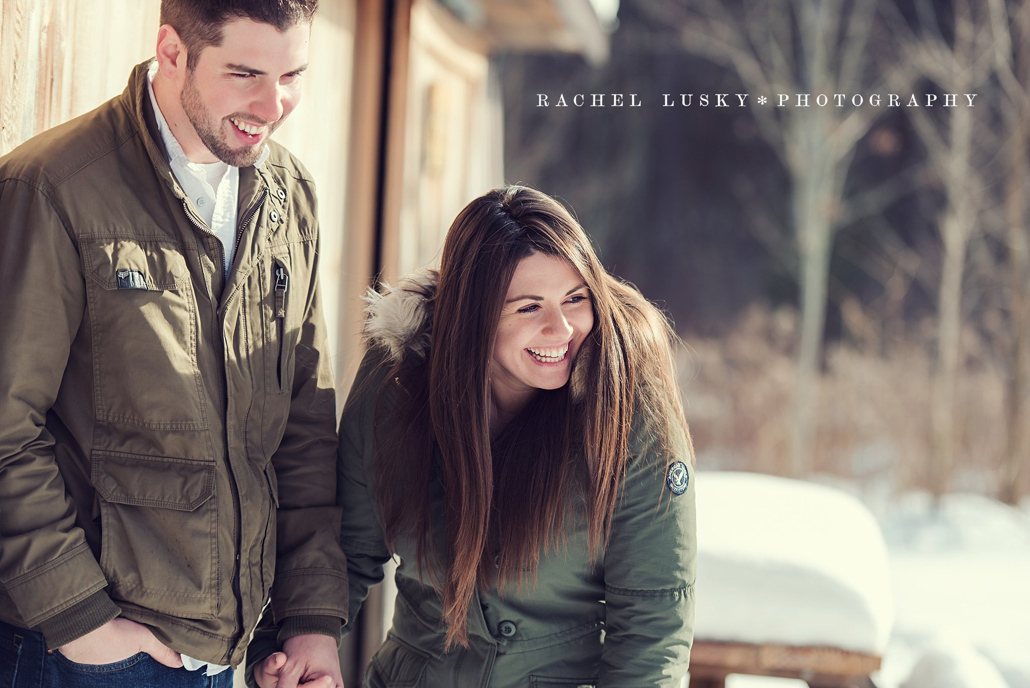 Erie PA Engagement Photography