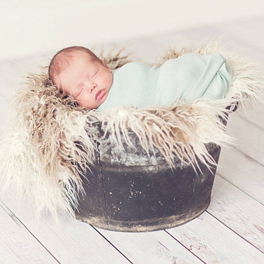 Baby Michael: Erie PA Newborn Photographer