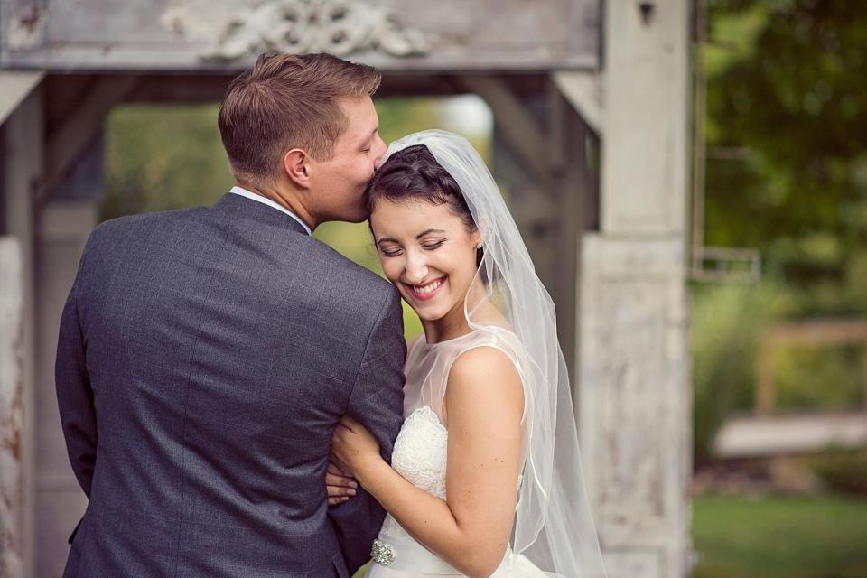 Erie Wedding Photographer, Whispering Woods Weddings