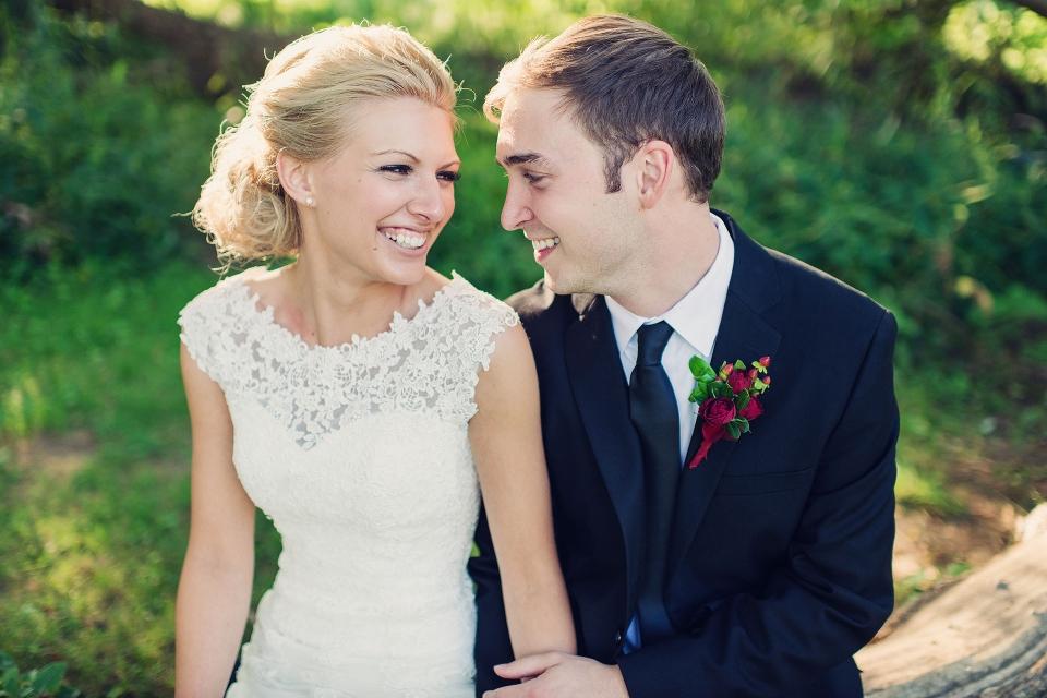 Erie Wedding Photographer, Greg & Jesse