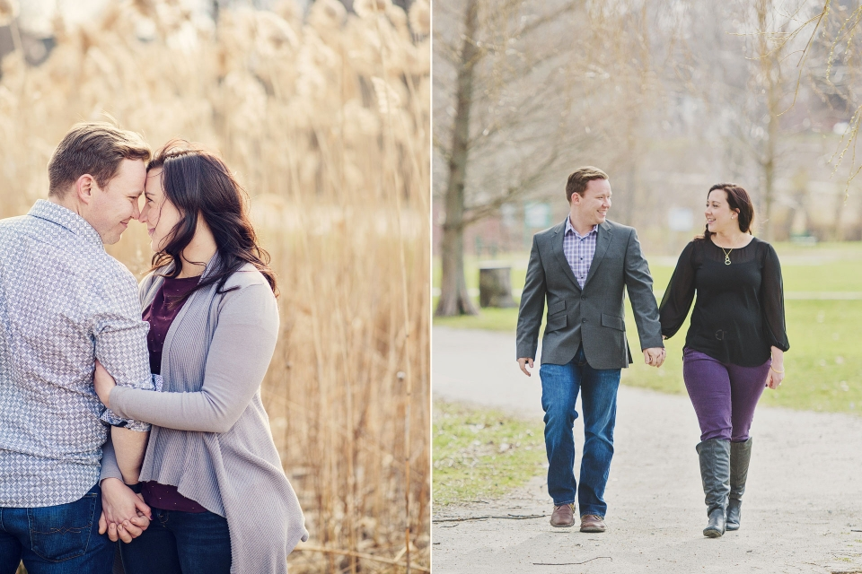 Frontier Park, Erie PA Engagement Photography, Rachel Lusky Photography