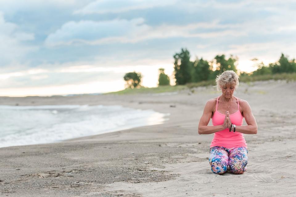 Erie Yoga, Michelle Curtze