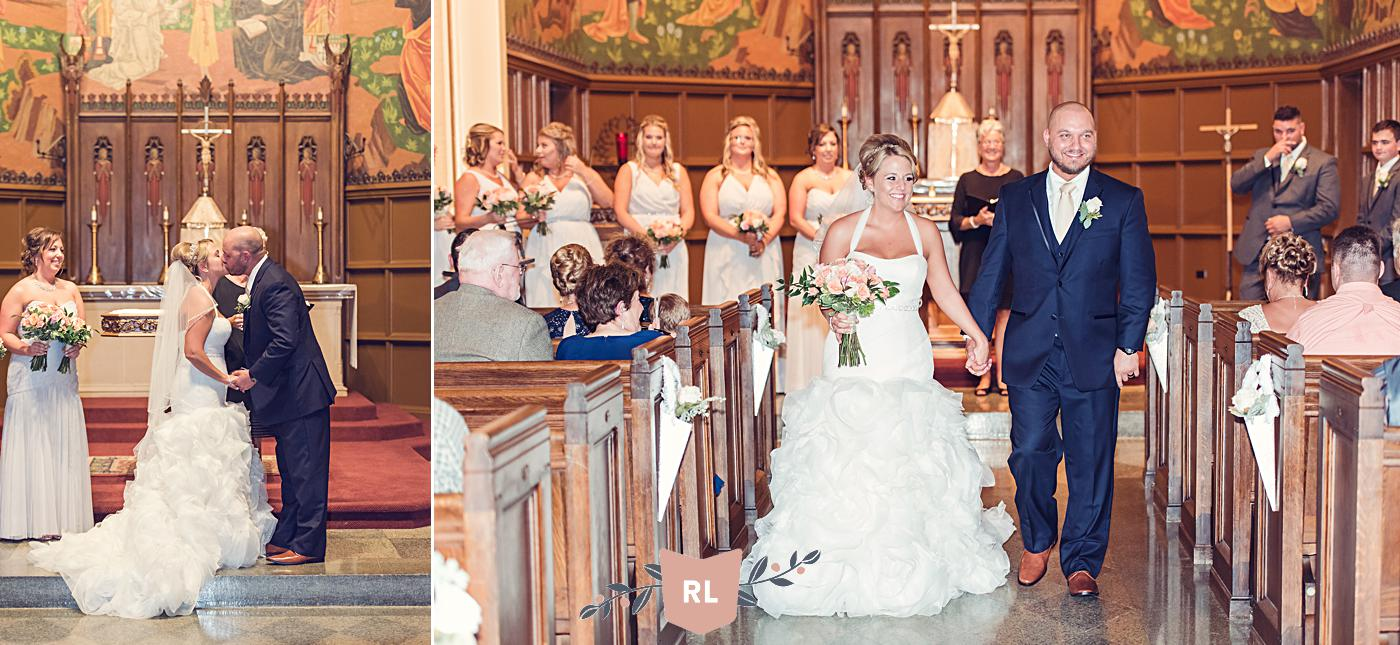 Mercyhurst Wedding Photography, Erie PA Wedding Photography