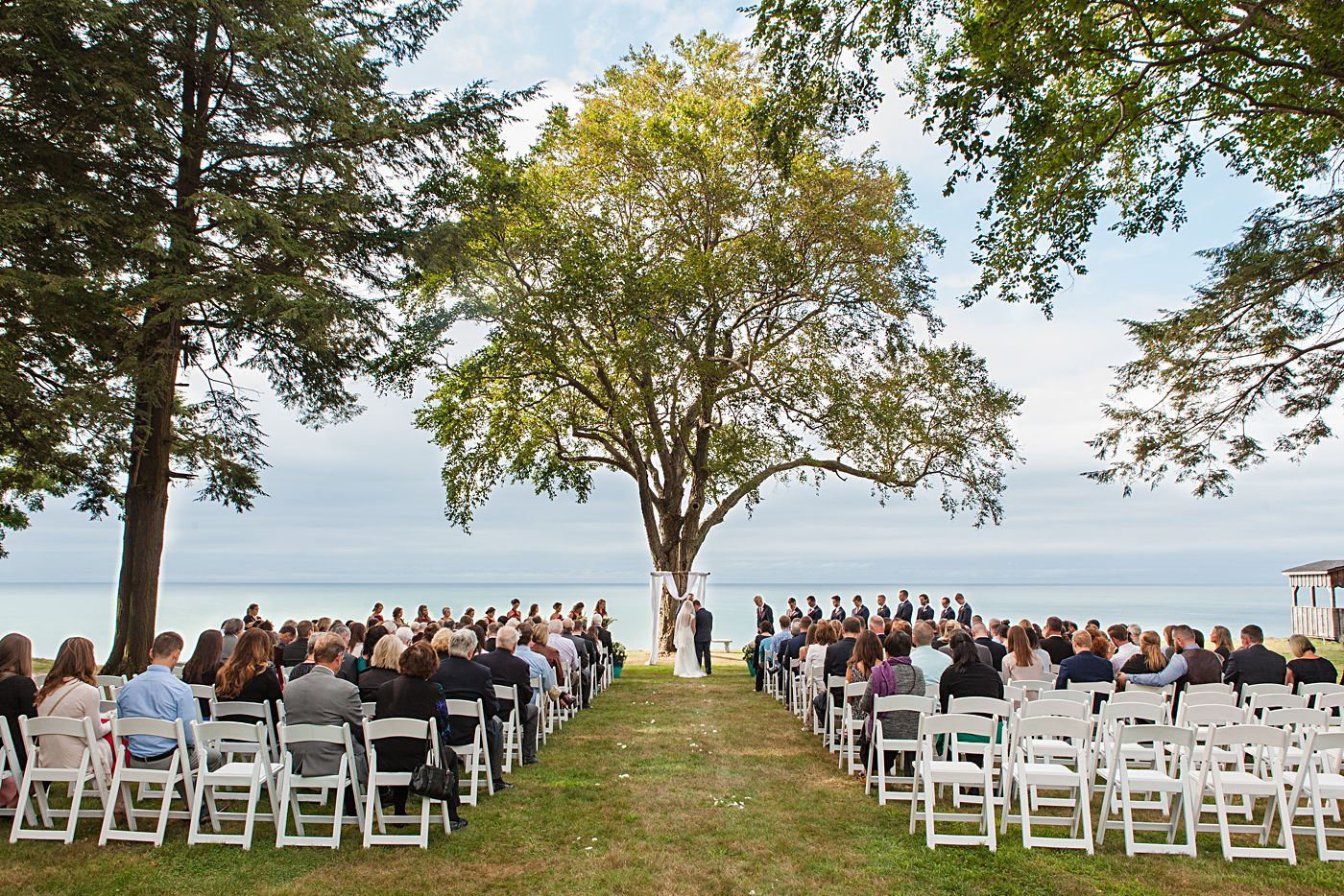 Lake Erie Wedding Photography