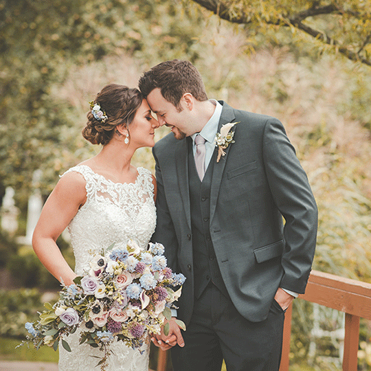 Wes & Michelle | Whispering Trees Manor | Edinboro, PA Wedding Photograpy
