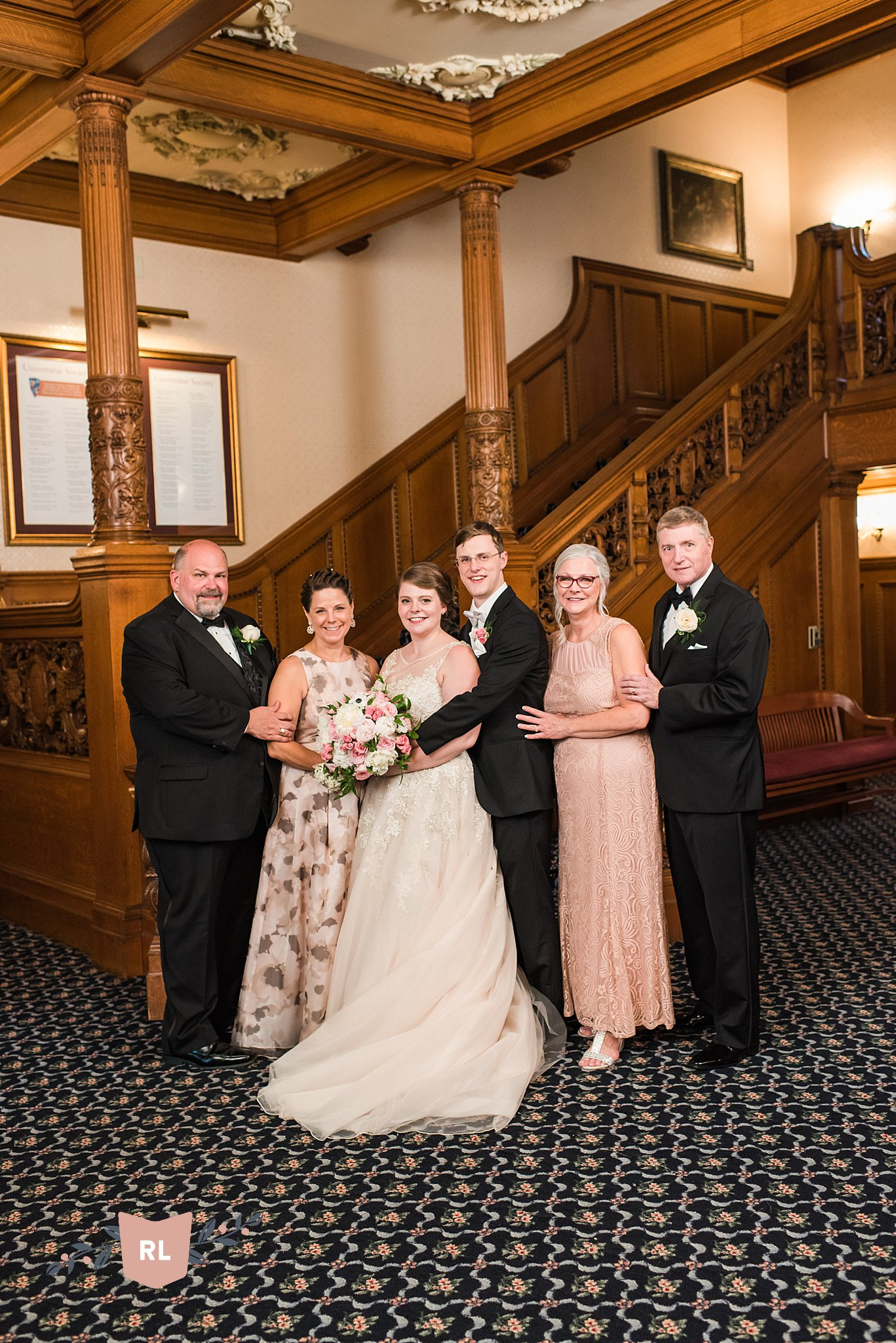 Erie PA Wedding Photographer