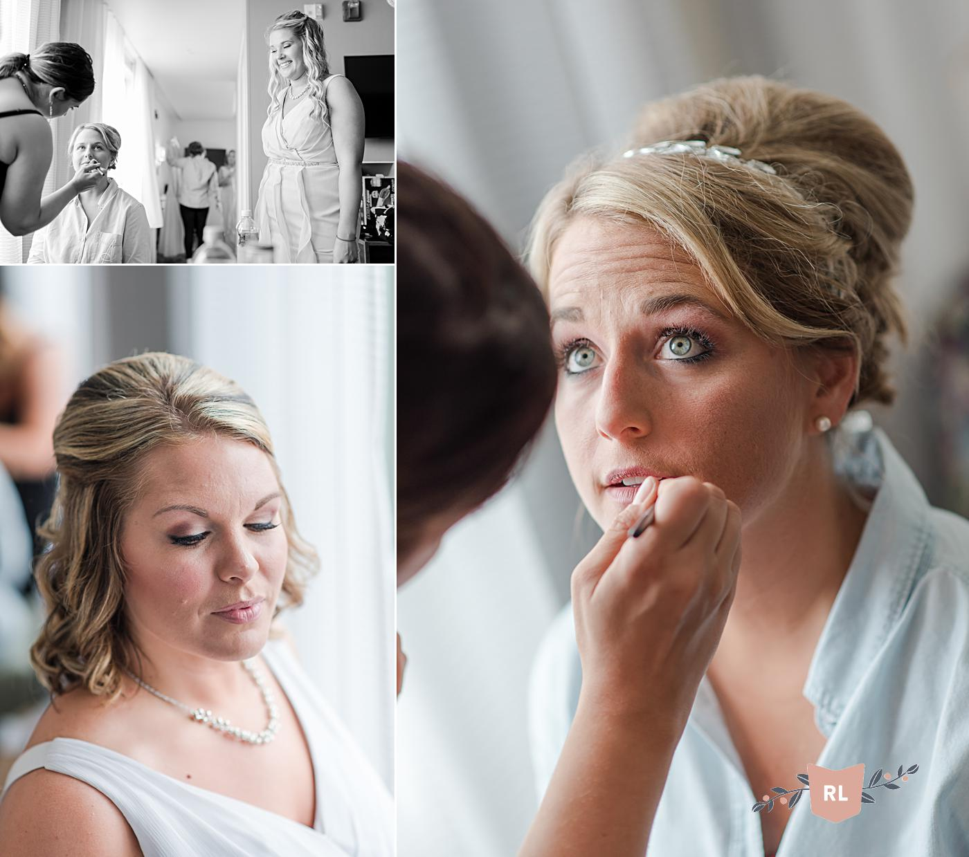 gary & ashley are married | boston store erie pa wedding